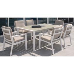 Outdoor Dining Suite Hire Geraldton