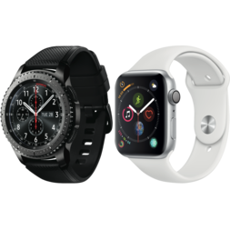 Samsung and Apple Smart watches to rent