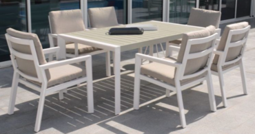 Outdoor Dining Suite Hire Geraldton